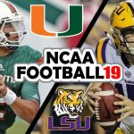 College Football Opening Weekend - Miami vs. LSU