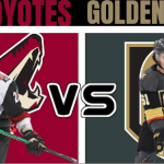 NHL Preview-Arizona at Vegas|Sunday April 11th